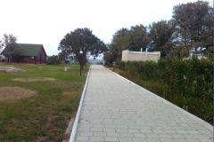 Санаторий находится на самом берегу моря