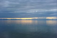 Закат и глубинная Чистота, в которую можно смотреть и смотреть...