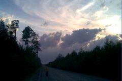 На закате последнего дня