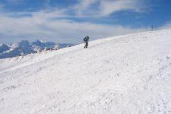 Через несколько дней поднимаемся еще выше на 500 м от «бочек».