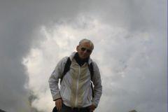 Среди облаков