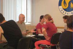 Работа в парах с обвинениями- основа для освобождения в межличностных отношениях