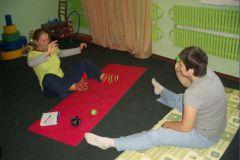 Игра с мячом - понятный язык для ребенка