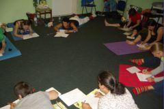 В программе семинара - обучение методике творческого мышления