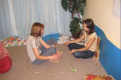 Игра в родителей-как там у нас с границами
