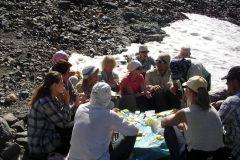 Завтрак на высокогорье